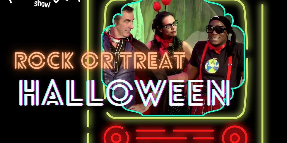 FunikiJam's ROCK OR TREAT Halloween Special (streaming premiere)