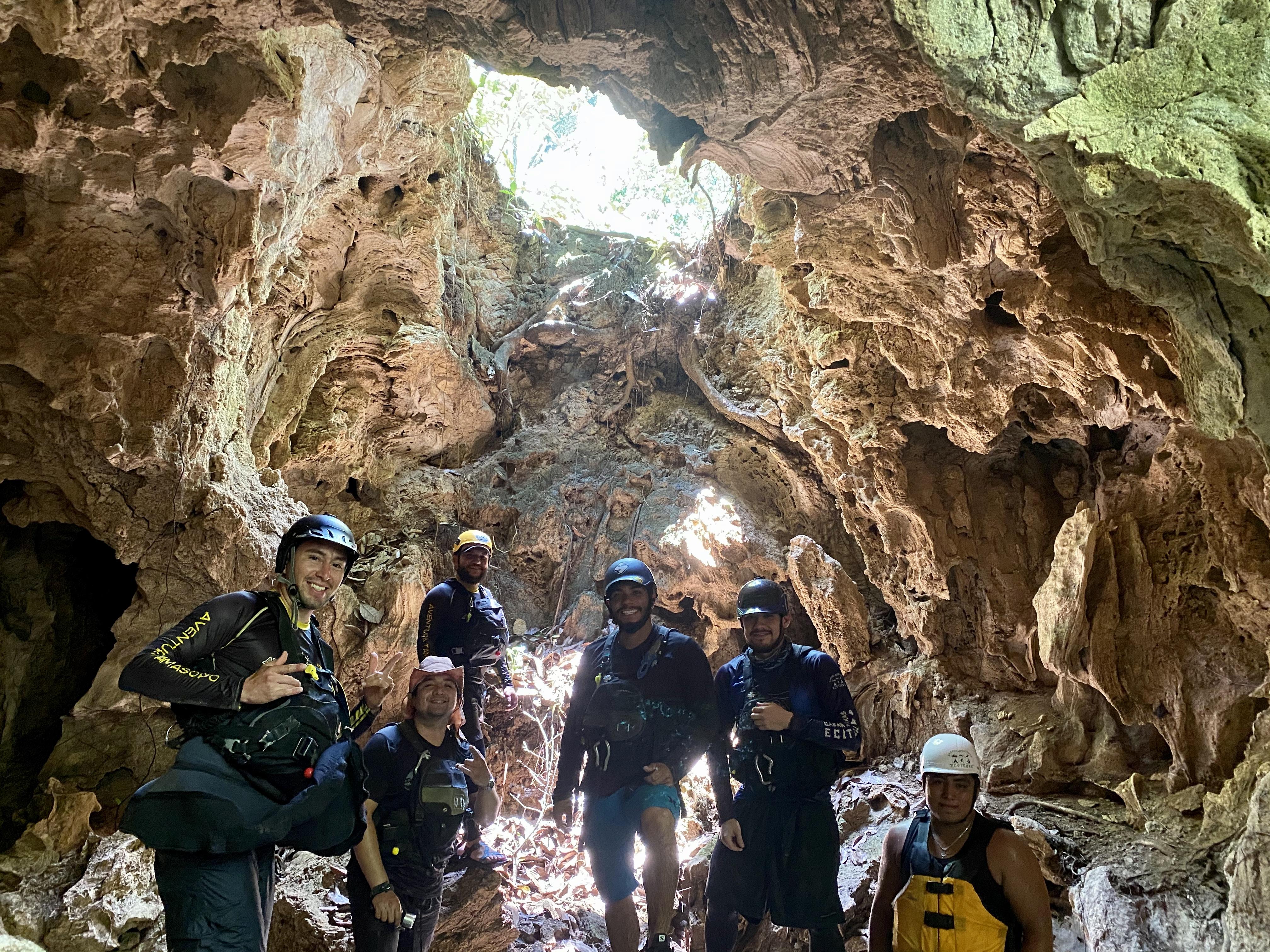 Cuevas Otates