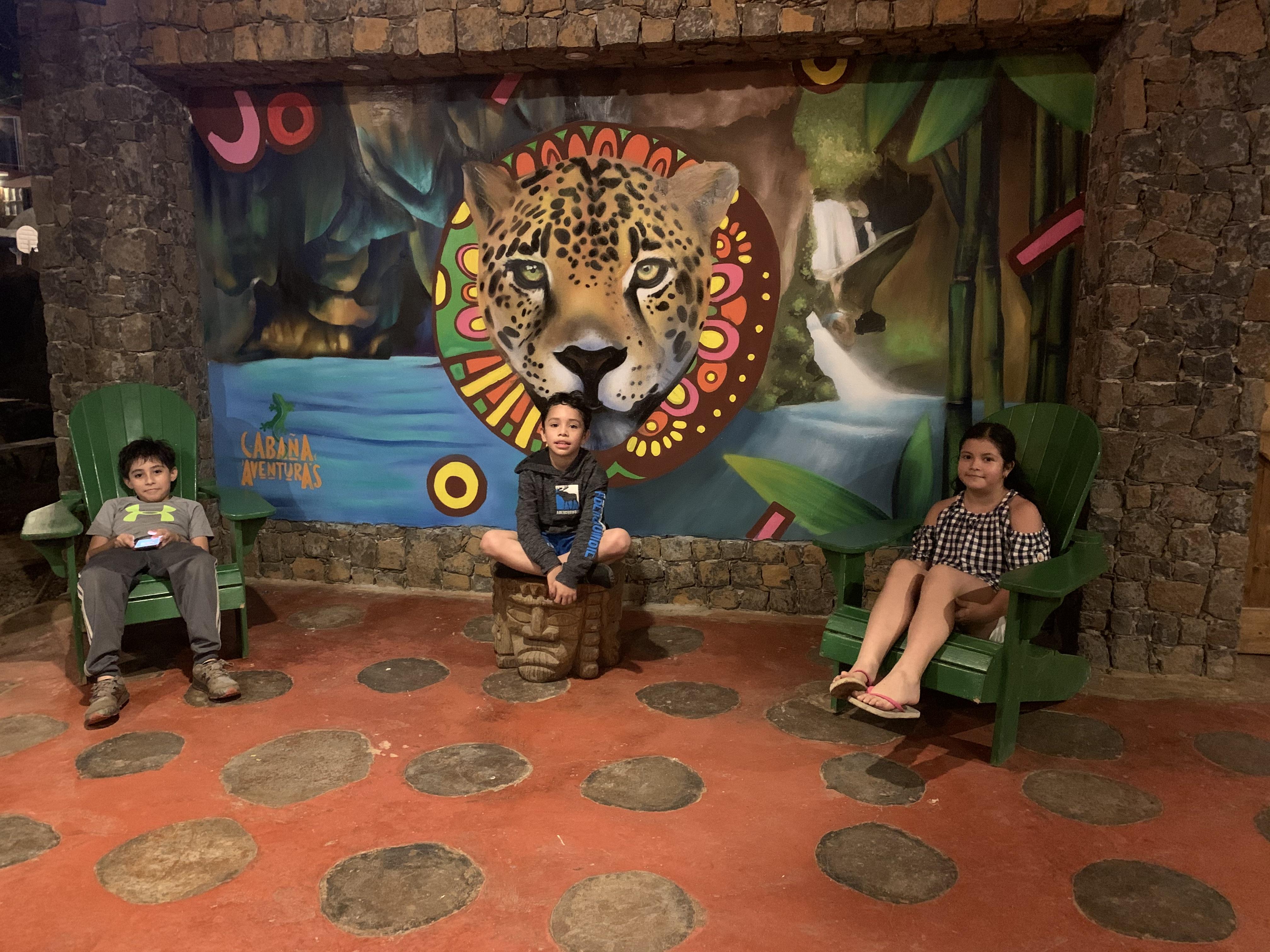 Mural Jaguar
