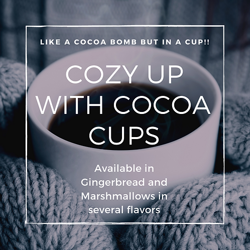 Cocoa Cup Bombs
