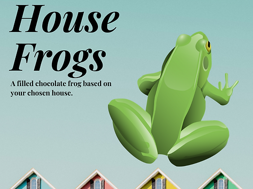 House Frogs