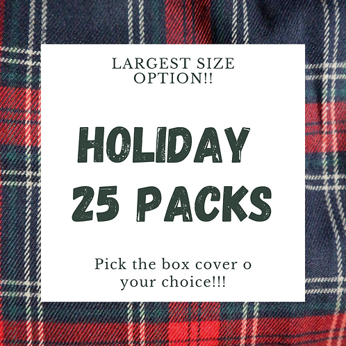 Holiday 25 Pack