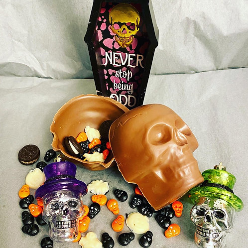 Kingdom of the Chocolate Skull