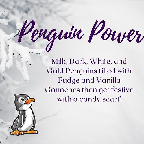 Penguin Power!