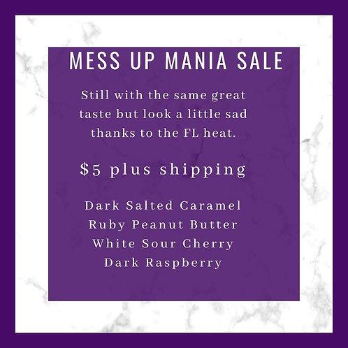 Mess Up Mania