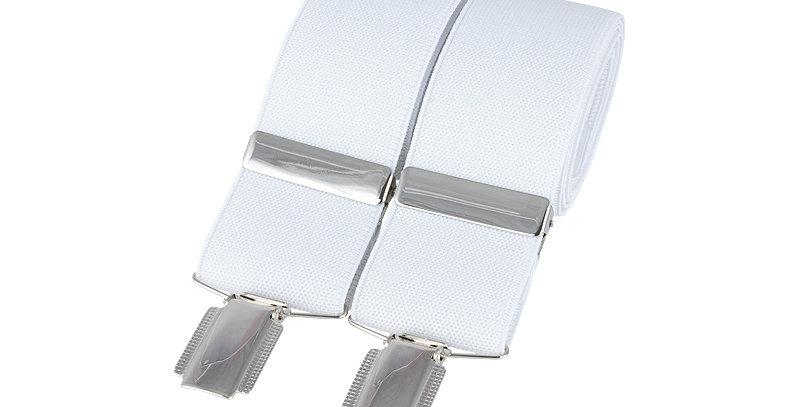 Braces : White