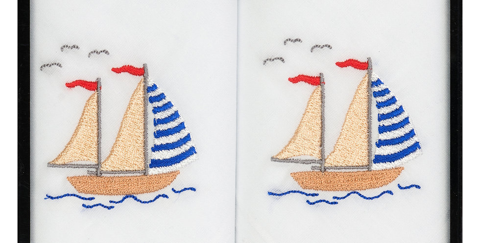Handkerchief : Sails