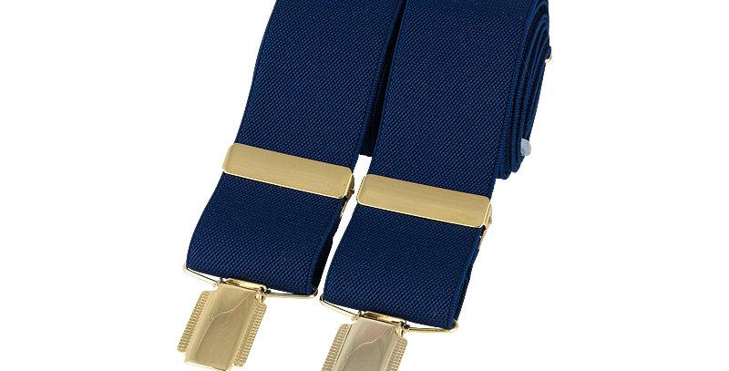 Braces : Navy