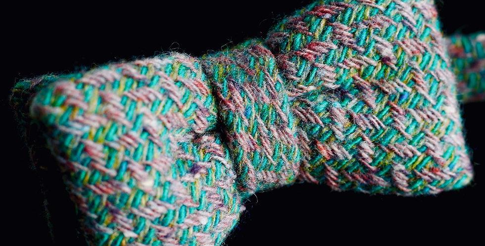 T.O.C Jumbo Handmade Bow Tie : Mint Pink