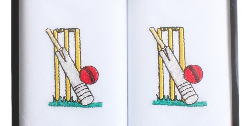 Handkerchief : Cricket