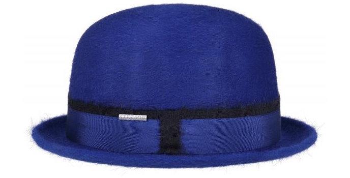Blue Beaver Bowler