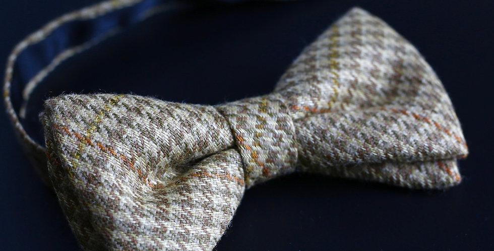 T.O.C Handmade Bow Tie : Biscuit Hound