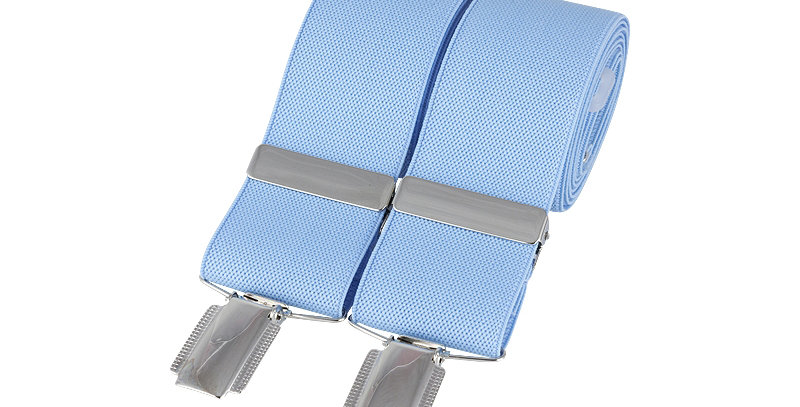 Braces : Baby Blue