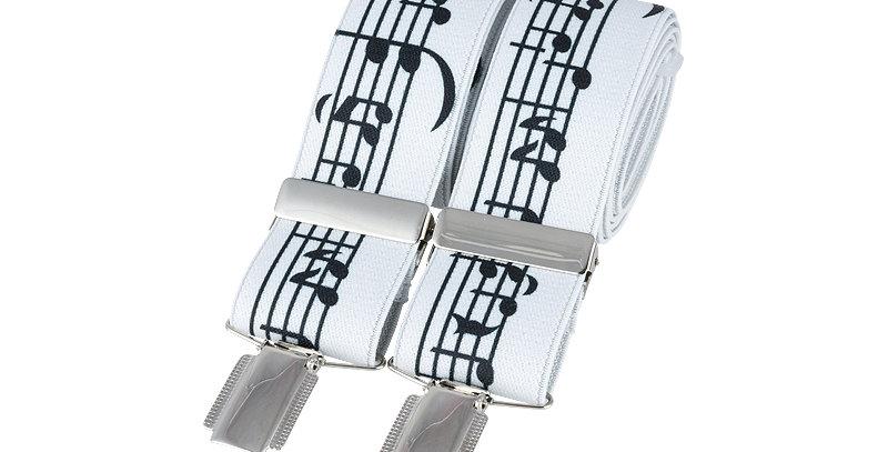 Braces : Music Sheet
