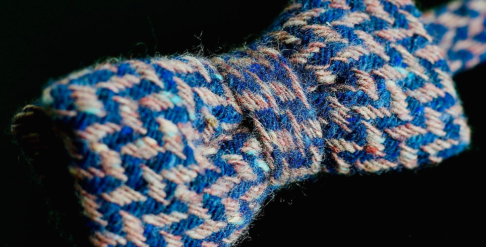 T.O.C Jumbo Handmade Bow Tie : Royal Pink