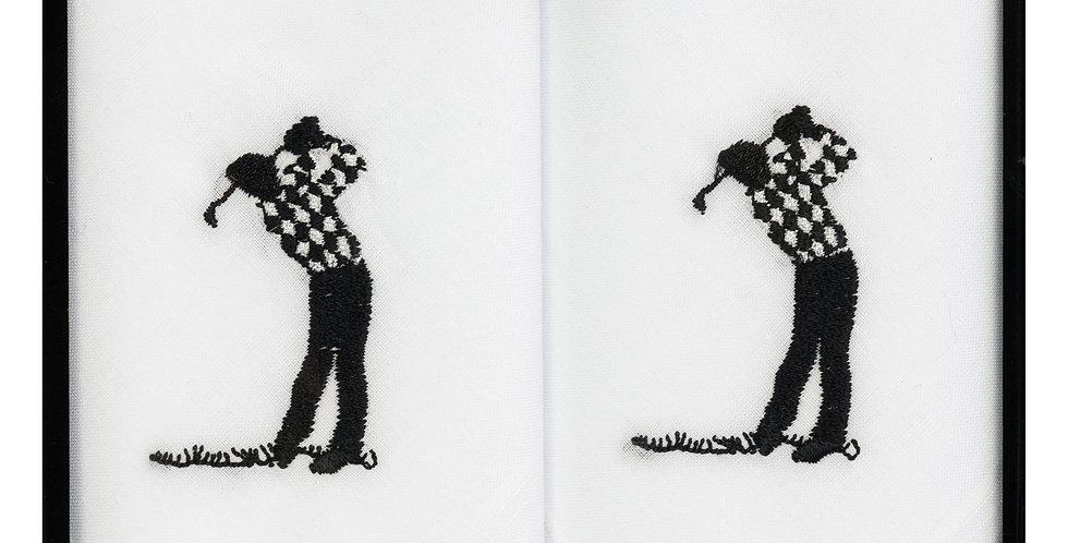 Handkerchief : Golfer