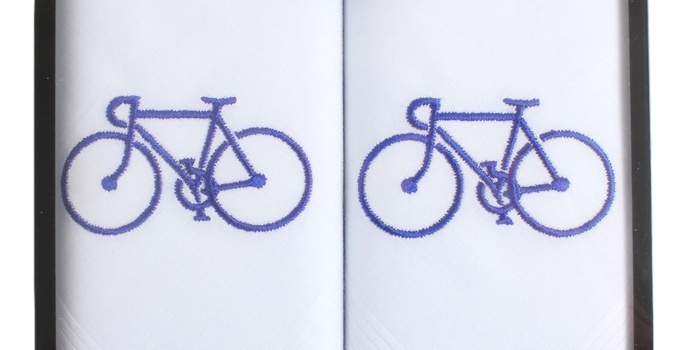 Handkerchief : Bicycle
