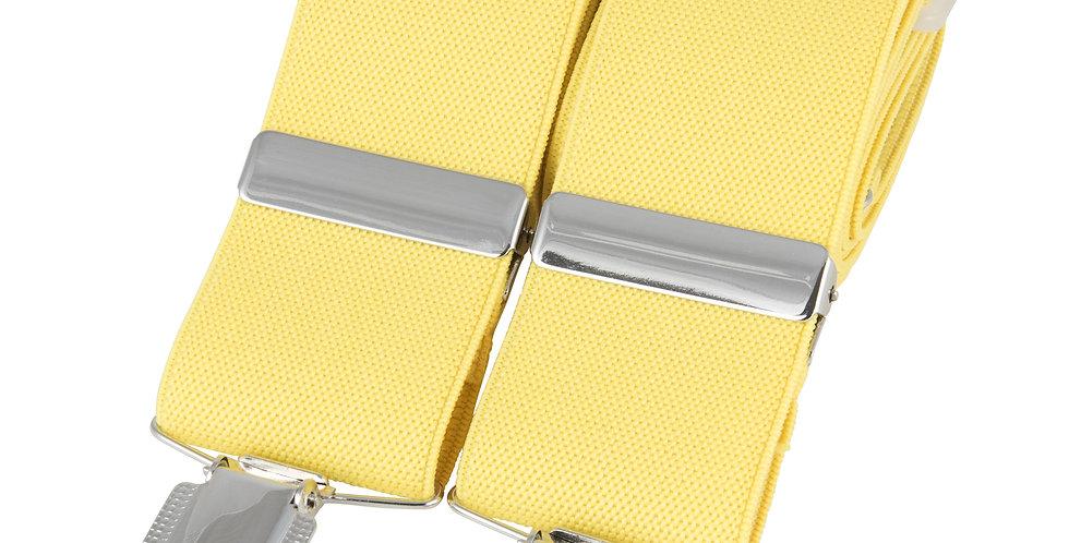 Braces : Yellow