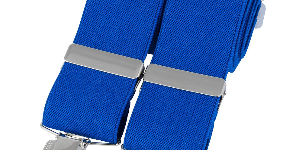 Braces : Royal Blue