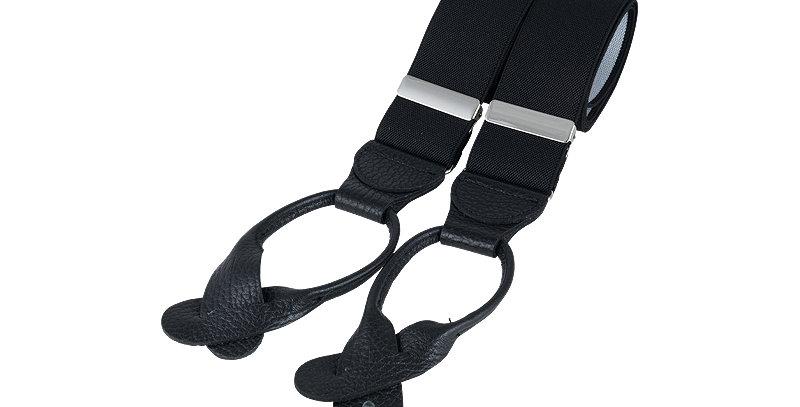 Button Braces : Black