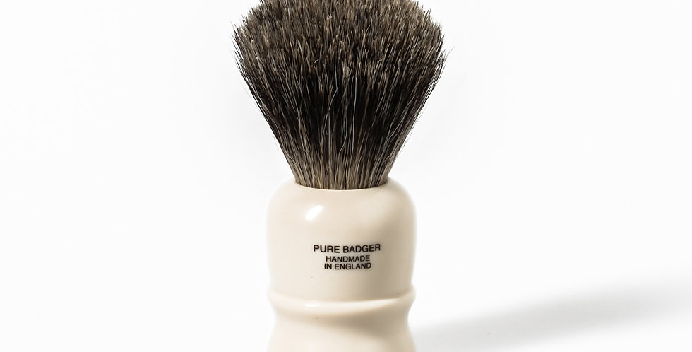 The 'Hyde Park' Badger Brush