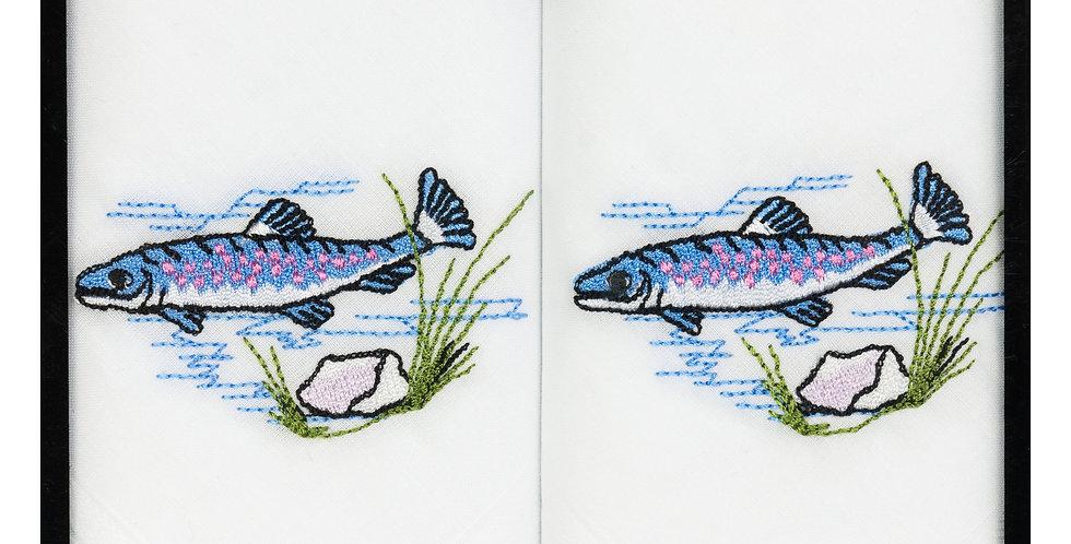 Handkerchief : Fish