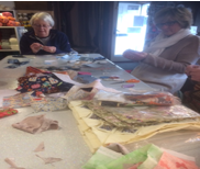 Hand Quilting & Patchwork