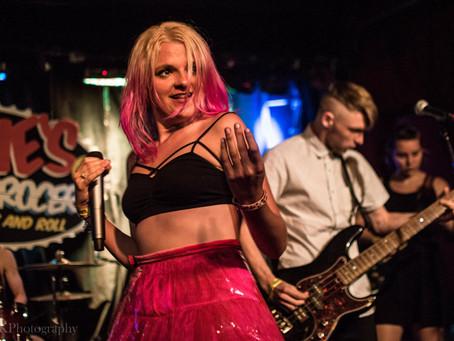 Catching Up w/ Manic Pixi Frontwoman Kat Hamilton
