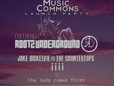 Music Commons Launch Party Set for 8/23 @ Church