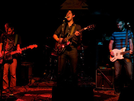 """Somerville's Soft Pyramids Release 2nd Single """"Around This Town"""" From Their Latest &qu"""
