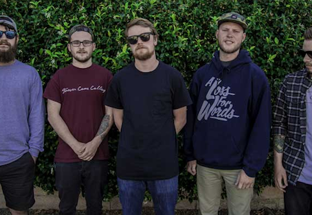 "Baltimore Based Handguns Premiere Music Vid For ""Recovery"" on Kerrang's Website"