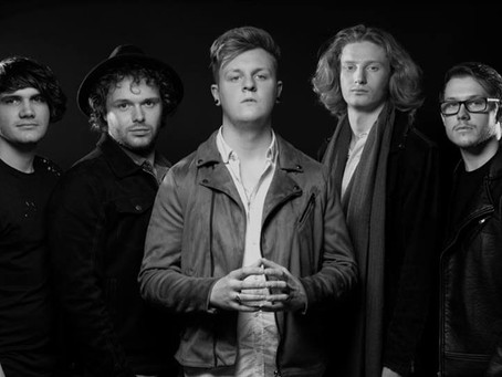 Interview w/ Nottingham, UK Indie Funksters The Mocking Jays