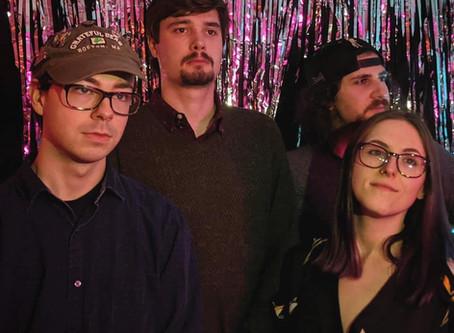 "Waltham, MA Based Indie Fourpiece StrangeColorSky Releases Stunning New Single ""Killjoy"""