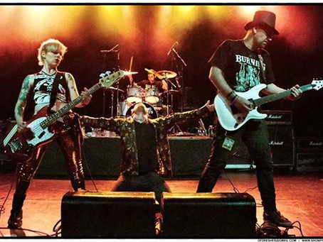 NYC Punk Legends Reagan Youth To Perform at Mid East Downstairs on 9/27