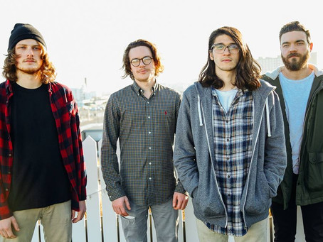 CT Based Alt Rockers A Will Away Gearing To Make A Big Splash @ The Sinclair Tomorrow 7/18