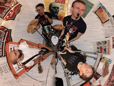 Charlestown's Duck & Cover Set To Rock Out PA's Lounge on 8/22
