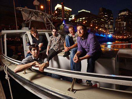 """Boston Indie Rockers Barricades Drop New Single """"Please"""" Off Upcoming LP Out 7/1"""