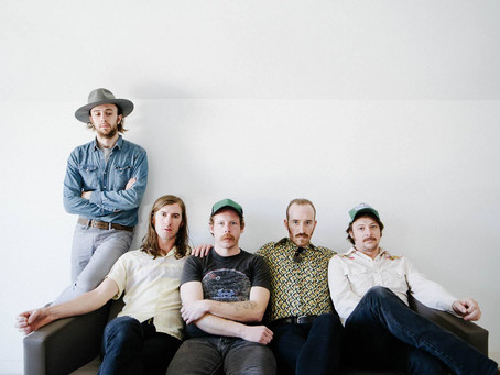 Interview w/ Brooklyn Based Rockers Mail The Horse