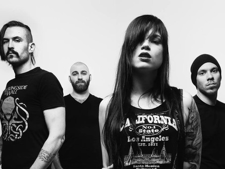 Interview w/ Hungarian Rockers The Hellfreaks