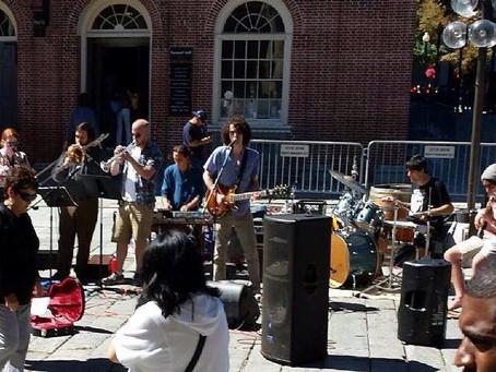 Boston's Dionysus Park Ranger Prep For Album Release Show Next Friday 9/4 @ Middle East Down