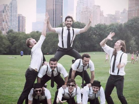 "NYC's The Harmonica Lewinskies Release Eclectic ""Sari Girl"""