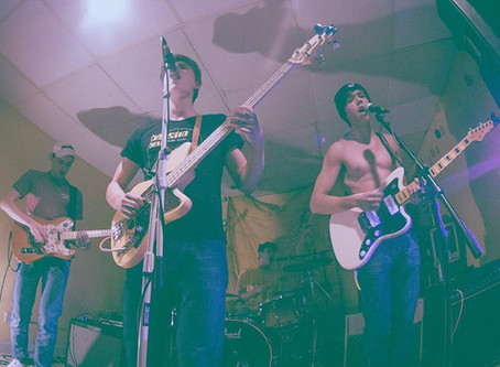 """Grand Rapids Based Pretoria Invite Fans To Take A """"Skinny Dip"""" With Them on New Single"""