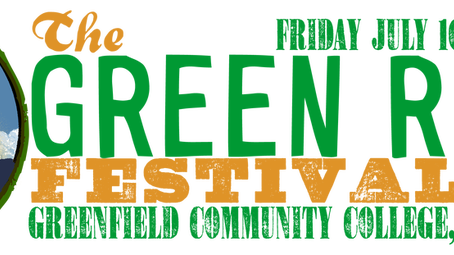 Lineup Revealed For Green River Festival Taking Place in Greenfield
