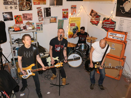 """Charlestown, MA's Duck & Cover Streaming New EP """"Stuck in Decline"""" on Bandcamp"""