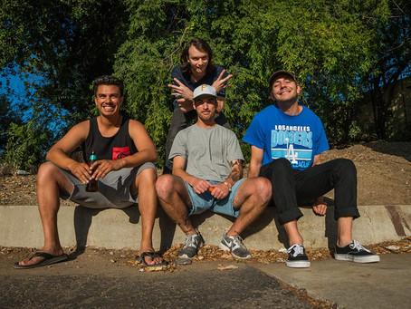 "Cali Based Rockers three/\sides Release Crisp & Refreshing New Single ""IIPA"""