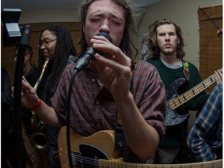 """Berklee Kids Harry Jay & The Bling Bring The Funk On New Single """"Brother Be Wise"""""""