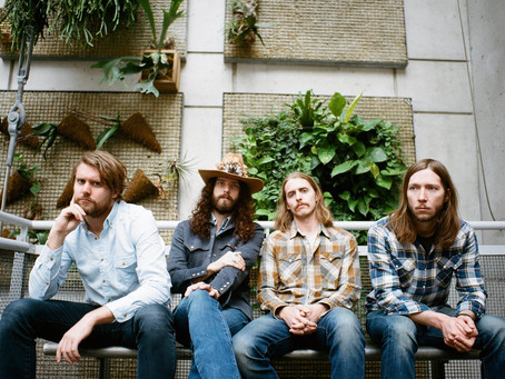 Saskatoon, Saskatchewan's The Sheepdogs Set To Play Thunder Road in Somerville This Sunday 5/1