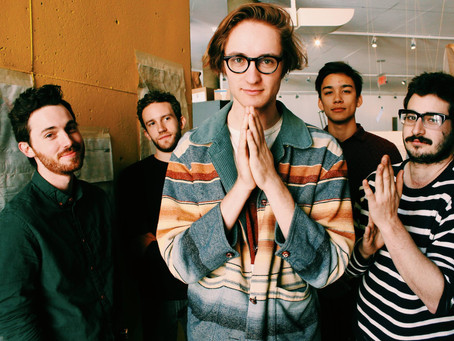 """Local Favs The Solars Debut New Single """"Potter's Field/Dockery"""""""