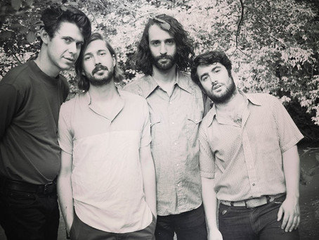 Interview w/ Philly Outropesctive Rockers Carroll
