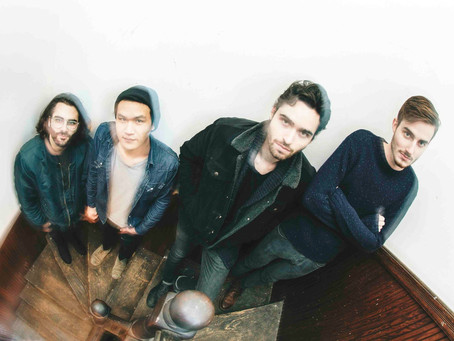 Locally Based Oh Malo Wrap Up Tour, Head Into Musical Hibernation For New Music in '17